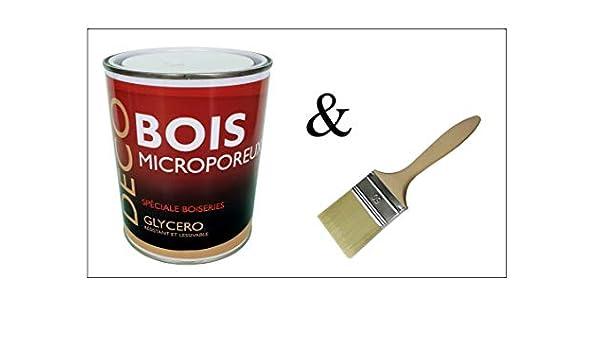 Peinture Bois Glycéro Microporeuse Intérieur Extérieur 1l Ral 5024