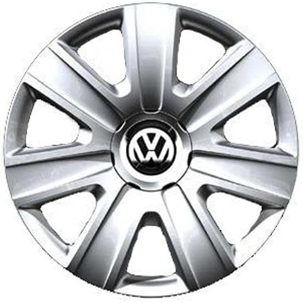 Original Volkswagen Ersatzteile Vw Polo Radkappen Satz 14 Zoll Original Zubehör Polo 6r 6c 9n Fox Auto