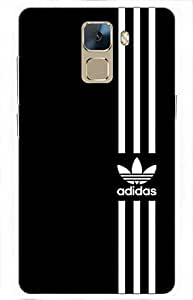 iessential adidas Designer Printed Back Case Cover for Huawei Honor 7