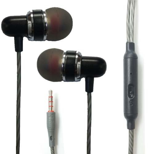 4G LTE & voLTE supportive Ultra Bass In-Ear Beat Headphone with MIC, Ease Access - DTS Like Experience, Perfectly fits-in to Ear. Rugged Plastic Coated Wire Compatibility with for Samsung Galaxy On8, Coolpad Note 5, Asus Zenfone 3 Max, Xiaomi Mi Max Prime, Moto E3 Power, Lenovo Phab 2 Plus, Apple iPhone 7, Oppo F1s, Vivo V5, Acer Aspire, Dell Inspiron, Apple MacBook Air, Lenovo IdeaPad YOGA, ASUS Zenbook, HP ENVY Touchsmart, Toshiba Portege-VLIKE-HS-055-BLACK  available at amazon for Rs.329
