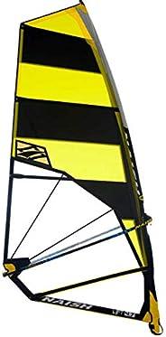 Naish Lift 2018 4.7 Windsurfing Sails - Yellow, 4&#