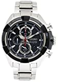Seiko Quarzuhr Man Alarm Chronograph SNAF39P1 48.0 mm