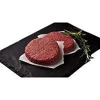 """Moving Mountains Hamburguesa vegetal a base de vegetales - 2 porciones (Hamburguesa vegana """"sangrante"""") 227g"""