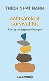 Achtsamkeit Survival-Kit: Fünf grundlegende Übungen