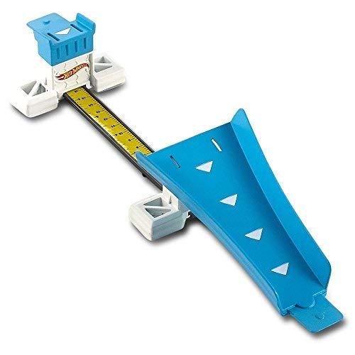 Hot Wheels Track Builder Jump Ramp and Measured Landing Accessory (C) (Track Builder Hotwheels)