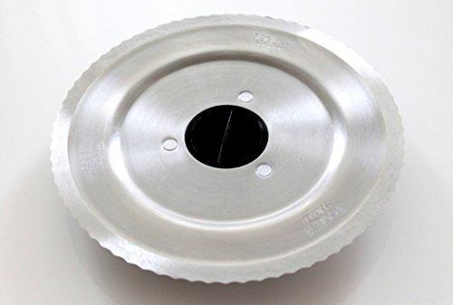 Wellenschliffmesser für Bosch / Siemens Allesschneider