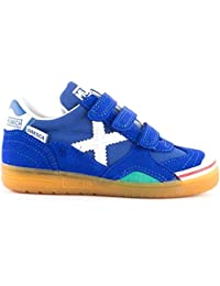 Munich - Gresca Kid VCO 03 S, Color Azul, Talla UK-8.5