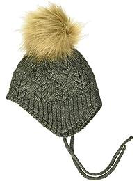 NAME IT Nbmwrilla Wool Knit Hat XX Sombrero para Niños