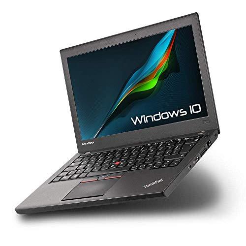 "Lenovo ThinkPad X250 Business Ultrabook by MaryCom # 12.5\"" Display   Intel i5 2.3GHz   4GB RAM   500GB HDD   WLAN   BT   USB 3.0   Windows 10 Pro   Mobilis Tasche IK 10 Shock   (Generalüberholt)"