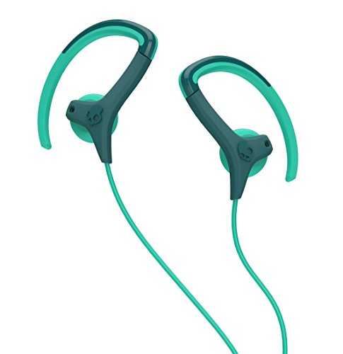 Skullcandy Chops Bud Hanger In-Ear Sport Kopfhörer mit Ohrbügel - Aquamarine/Grün