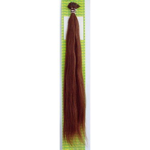 'Dream Hair Stick Extensions 100 Pieces Str 22 : 6 22/56 cm Human Hair Extensions de cheveux Marron (Extension de cheveux 56 cm 100s)