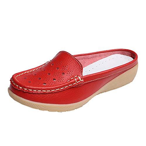 Canvas-calf Sneaker Boot (Rutschfeste Sommerschuhe Damenschuhe Kleid Royal Blue Canvas Sneakers Unisex Damen Mann Casual Style und Sport E Beach)