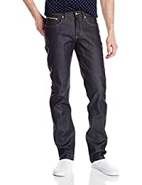 Naked & Famous Denim Men's Weird Guy Tapered-Fit Jean In 11 Ounce Stretch Selvedge
