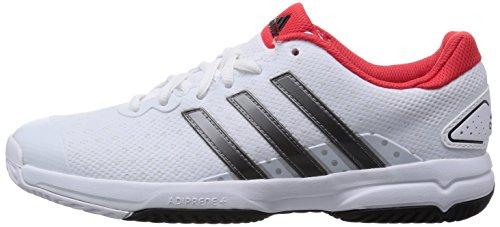 Adidas Barricade 4 X Junior Chaussure Sport En Salle - SS15 Blanc