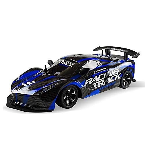 HKANG Surdimensionné Professionnel RC télécommande Voiture Rechargeable Adulte sans Fil Enfants à Grande Vitesse Drift Toy Boy Racing modèle