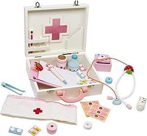 Arztkoffer für Kinder / Kinderarztkoffer