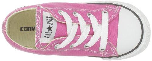 Converse Ctas Season Ox 015760-34-13 Unisex - Kinder Sneaker Pink (Rose Frais)