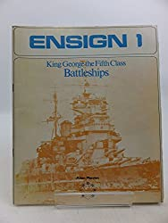 King George the Fifth Class Battleships (Ensign)