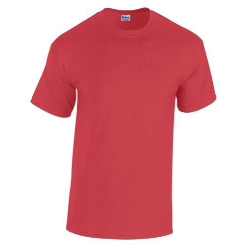Gildan - Heavy Cotton - Maglietta Manica Corta - Uomo