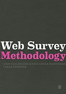 Web Survey Methodology (Research Methods for Social Scientists) (085702860X) | Amazon Products