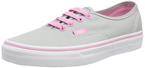 Vans U Authentic Pop, Baskets Basses Mixte Adulte Gris ((pop) High