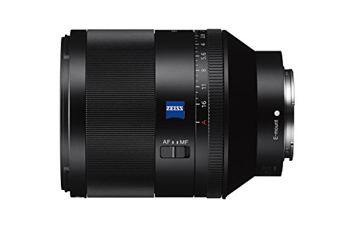 Get Sony SEL E Mount 50F14Z Zeiss Planar T FE 50 mm 1.4 ZA Lens – Black on Line