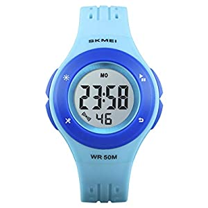 Auspicious beginning Kinderuhr Sport Wasserdichte Exquisite Student Watch LED Kinderuhr