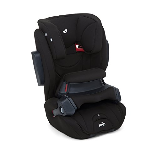Joie C1701BACOL000 - Auto-Kindersitz Traver Shield, Gruppe 1/2/3 Design Coal