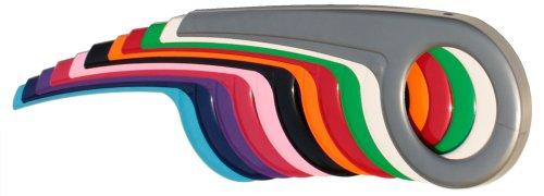 DEKAFORM Fahrradkettenschutz Easy Line 180-3 für 36/38 Zähne * hellblau (20 Kettenschutz)