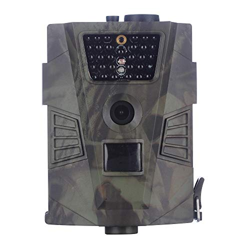 WWGG 1080P HD-Jagdkamera Infrarot-Wärmeschutzkamera Nachtsichtspielkamera IP56 Wildtierüberwachung Und Sicherheit Zu Hause