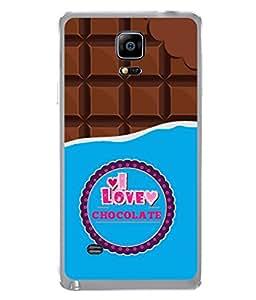 PrintVisa Designer Back Case Cover for Samsung Galaxy Note Edge :: Samsung Galaxy Note Edge N915Fy N915A N915T N915K/N915L/N915S N915G N915D (Love Lovely Attitude Men Man Manly)