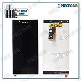ECRAN LCD + VITRE Tactile pour Sony Xperia L1 Noir + Outils + Colle