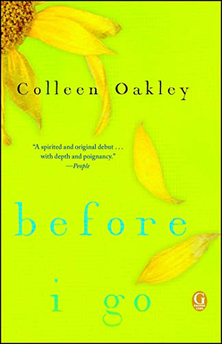 Before I Go: A Book Club Recommendation! (English Edition)