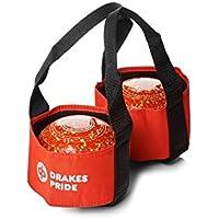 DrakesPride Tasche für 2Bowls-Kugeln