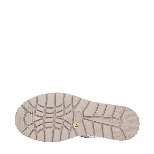 CallagHan 20603 Sandale Femme Platino