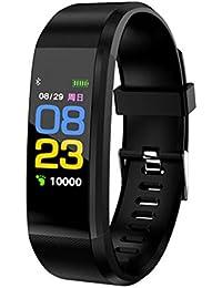 115 Plus Aptitud del Deporte Reloj del perseguidor del corazón Impermeable Rate Monitor de Actividad