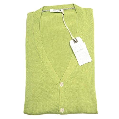 82615 cardigan OBVIOUS BY PAOLO PECORA COTONE maglia maglione uomo sweater [M]