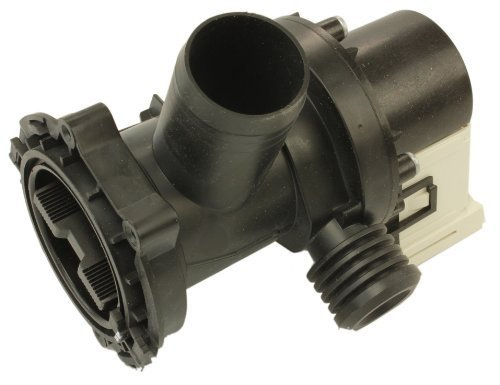 Hotpoint Drain-pumpe (Ablaufpumpe Pumpe)
