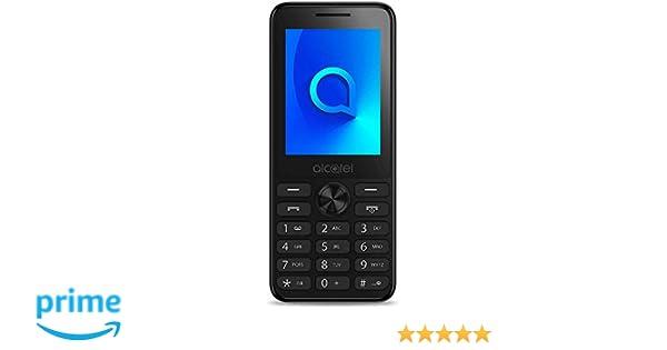 Vodafone Alcatel 20 03 PAYG Black