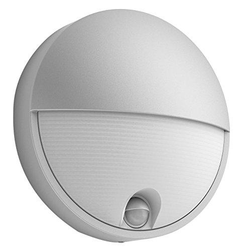 Philips myGarden LED Wandleuchte Capricorn mit Bewegungssensor, Grau, 6 W, 164568716 -