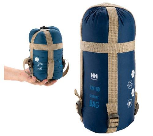 Naturehike Im Freien Schlafsack Schlafsacke Outdoor Sleeping Bag Camping Sleeping Bag(Dark Blue)
