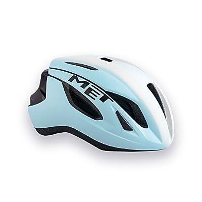 Strale Womens Road Helmet , Light Blue Fade from MET
