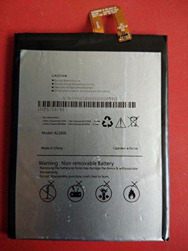 Generic Replacement Internal Battery for Yu Yureka Note Yu 6000 4000 Mah Li-Polymer
