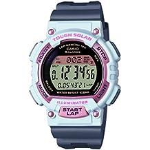 Casio STL-S300H-4AEF - Reloj (Reloj de Pulsera, Femenino, Polímero