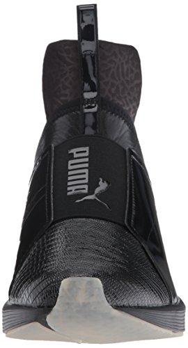 Puma Womens Fierce Metallic Cross-Trainer Shoe Puma Black