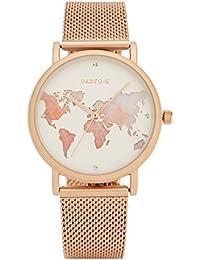 Parfois - Reloj Rose Gold - Mujeres - Tallas Única - Dorado 691643e81a22