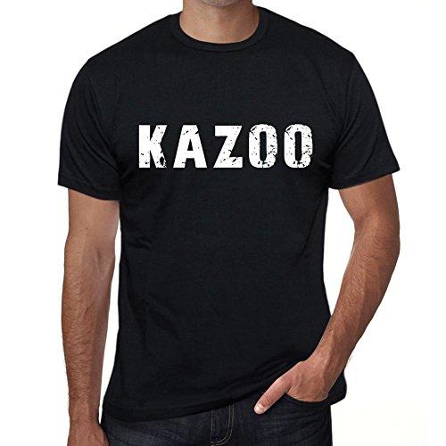 Kazoo Herren T Shirt Schwarz Geburtstag Geschenk 00553