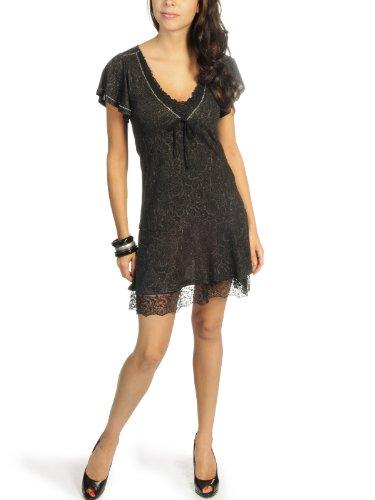 Vive Maria Roaring Twenties Dress Kleid Farbe Schwarz Größe S