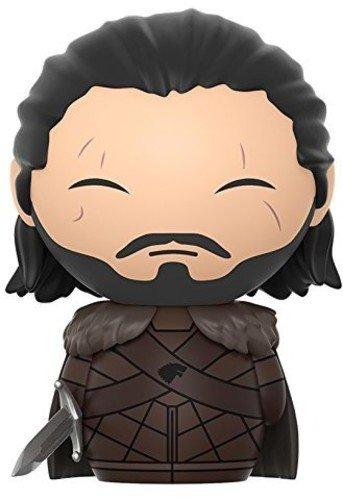 Game Of Thrones- Figura de Vinilo Jon Snow, colección Dorbz (Funko 14
