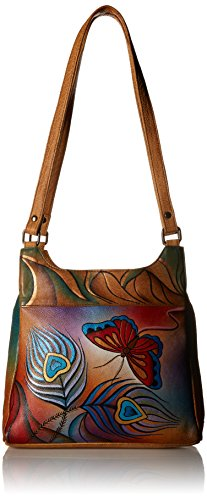 anuschka-womens-anna-handpainted-leather-medium-hobo-shoulder-handbag-peacock-butterfly-one-size